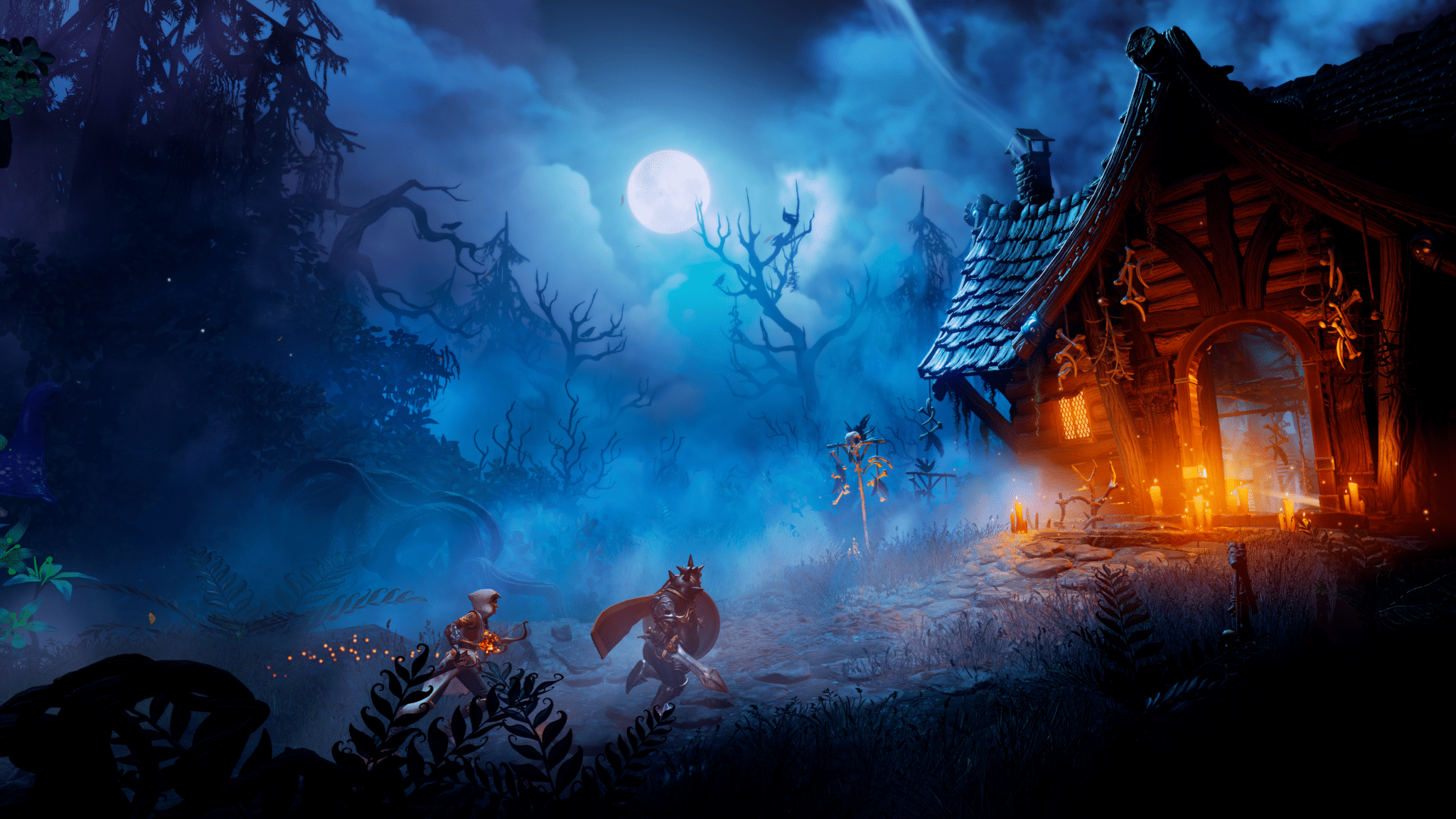 Trine 4 dévoile son DLC Melody of Mystery