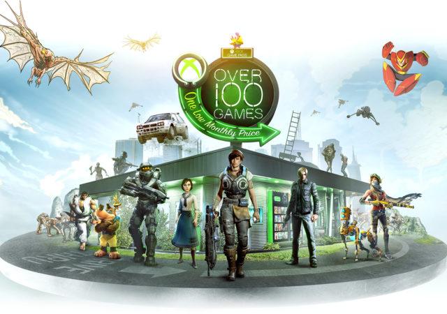 Xbox Game Pass avec EA Play