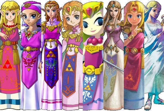 Zelda une princesse pas si fragile