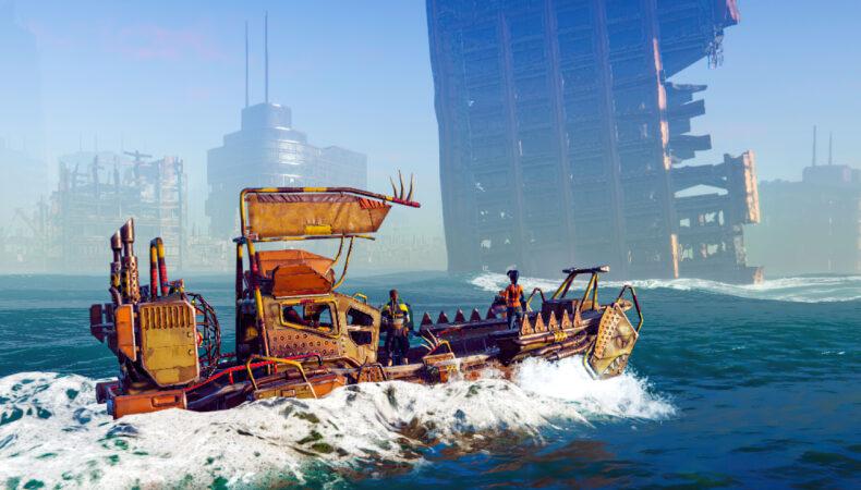Age of Water - il était un petit navire