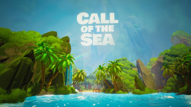 Logo de Call of the Sea
