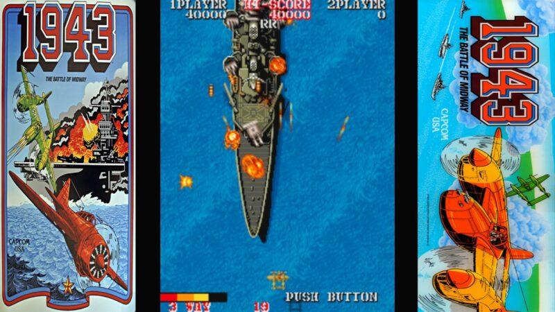 Capcom Arcade Stadium - 1943 Battle of Midway