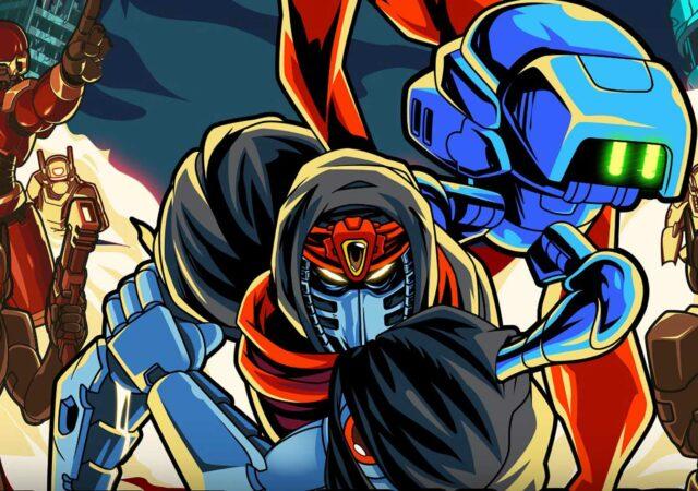Cyber Shadow artwork