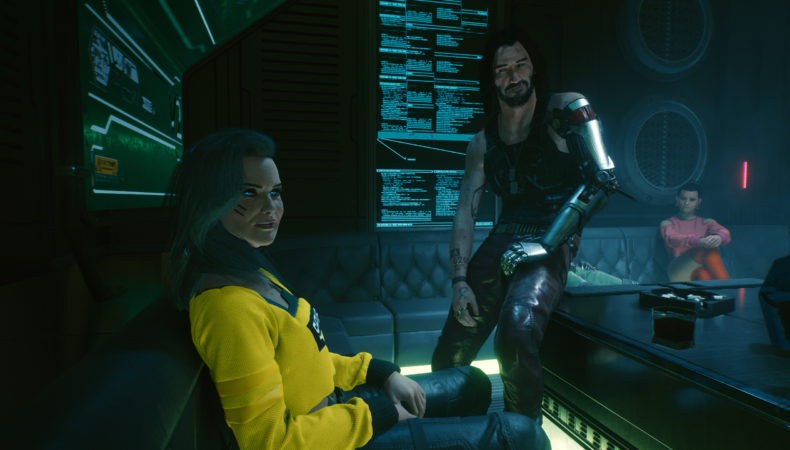 cyberpunk 2077 guide romance rogue