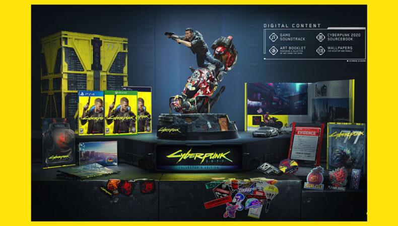 cyberpunk 2077 collector
