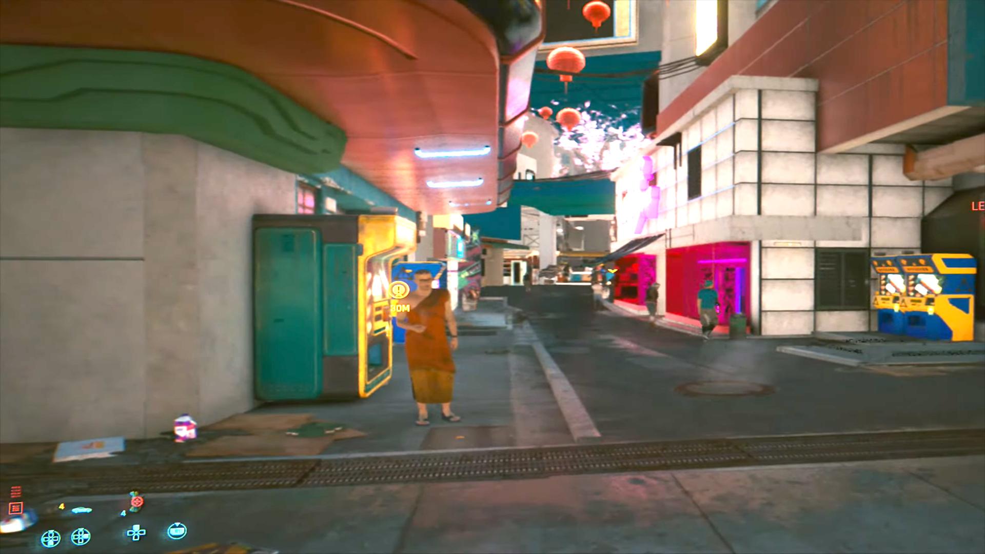 cyberpunk 2077 version playstation 4 fat