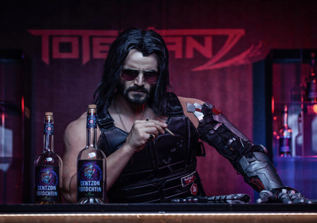 cyberpunk 2077 silverhand une