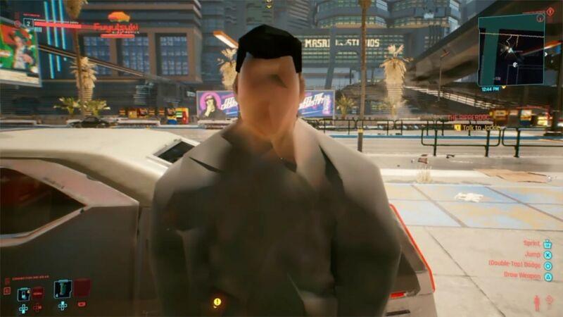 Cyberpunk 2077 bugs