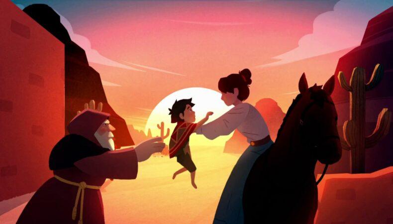 El Hijo: A Wild West Tale - une séparation déchirante