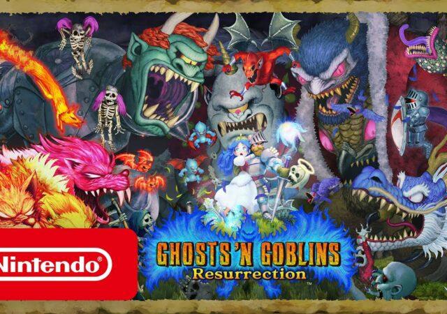 Ghosts 'n Goblins Resurrection - Arthur est de retour