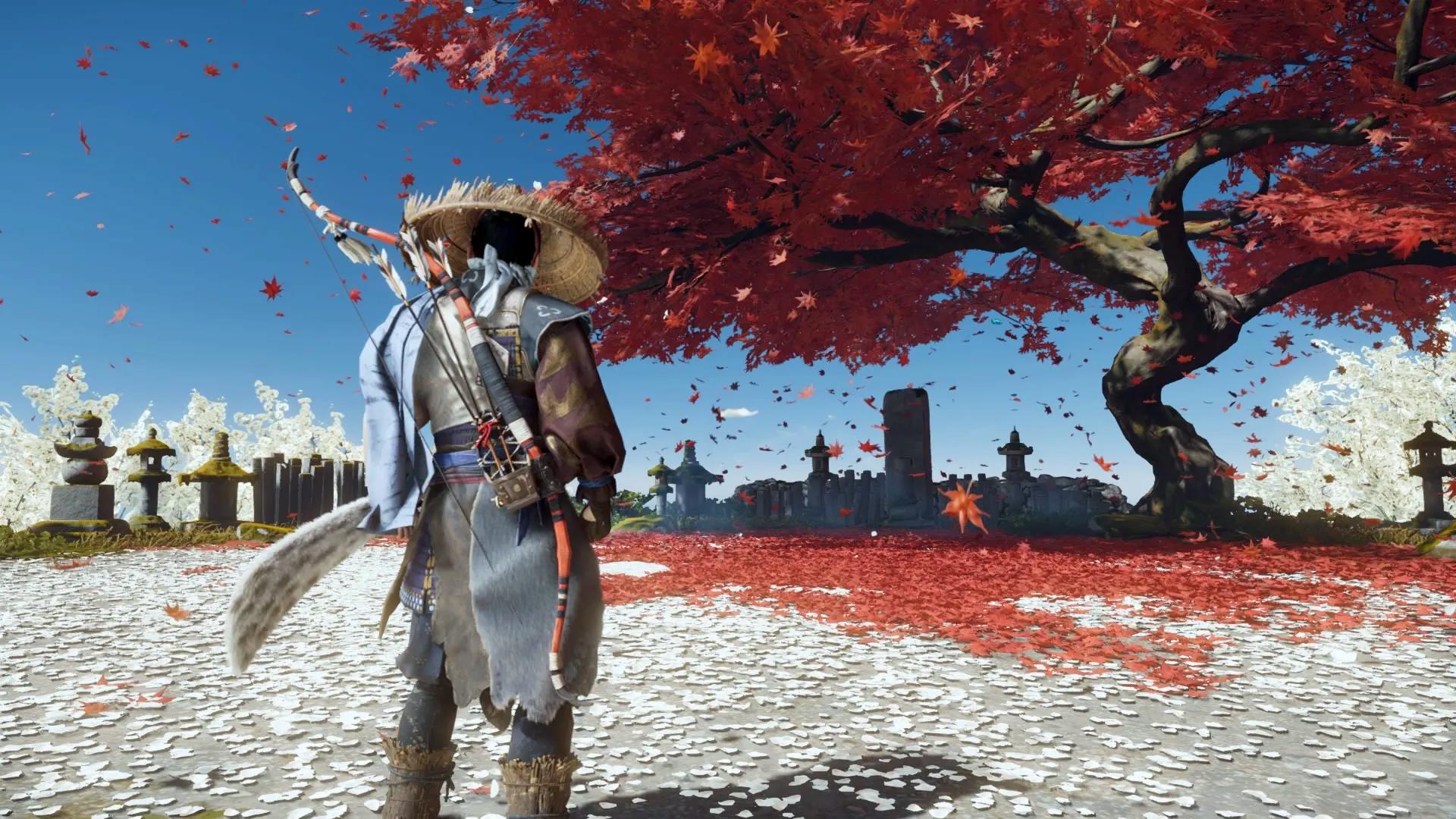 Ghost of Tsushima Game Awards
