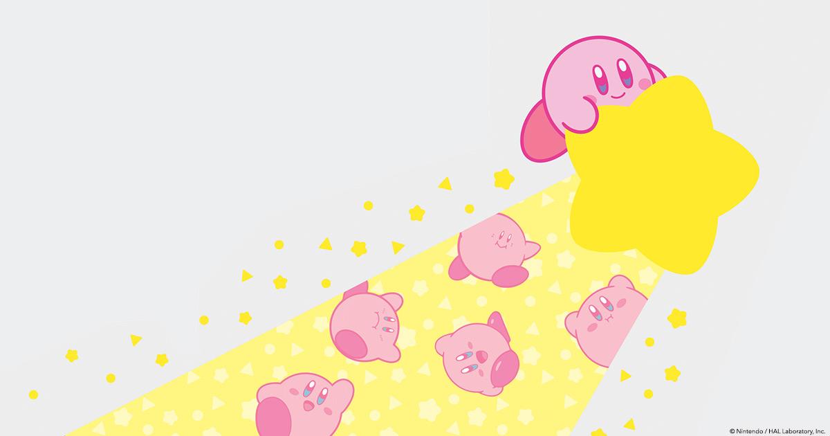 Kirby - Étoile et patrimoine