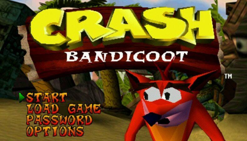 Naughty Dog - Crash Bandicoot The First