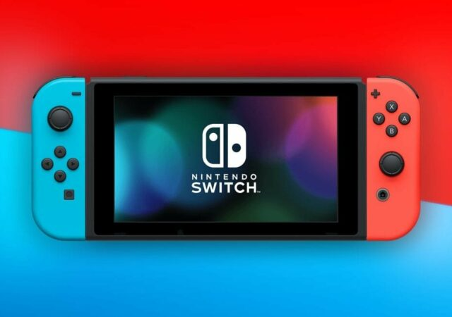 Nintendo Switch - Bicolore