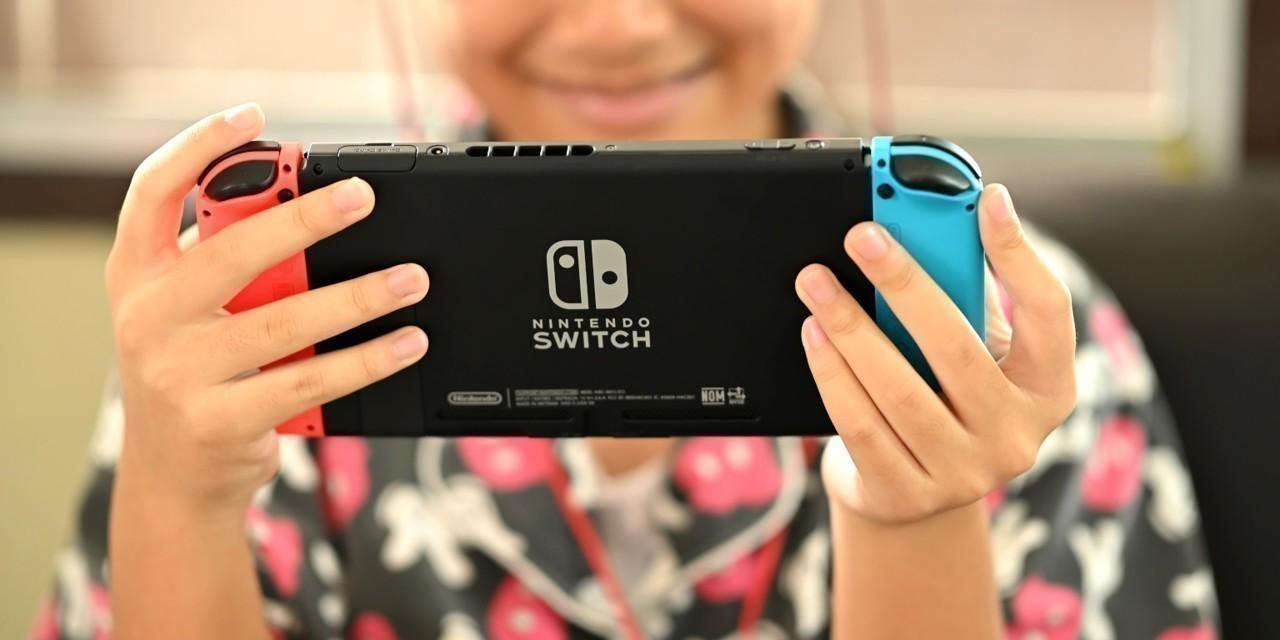 La Nintendo Switch se met à jour