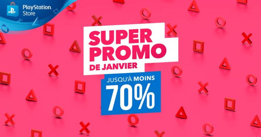 PlayStation Store Promotions Janvier 2021