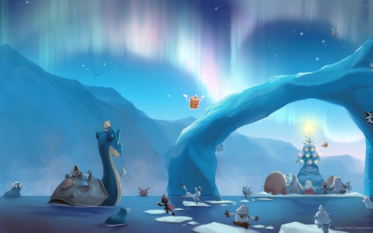 Pokémon GO - D'eau et de glace