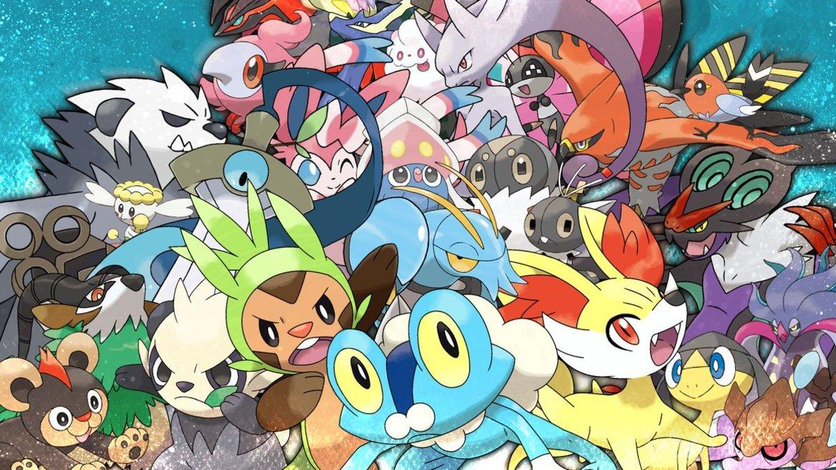 Pokémon Go accueille la génération 6