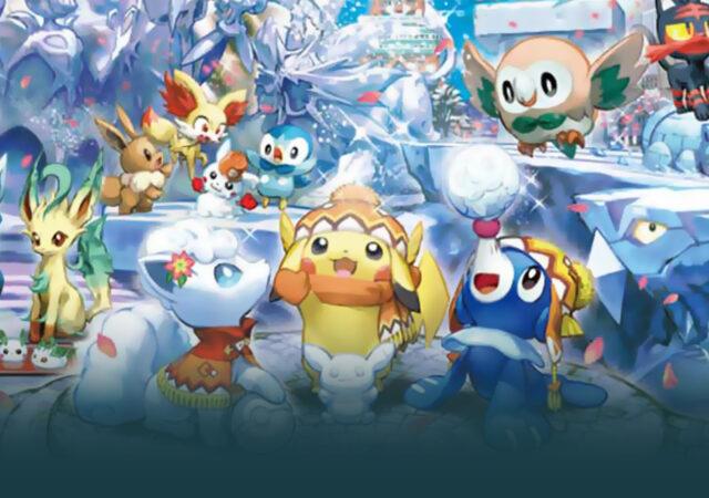 Pokémon GO - Pokémon neige