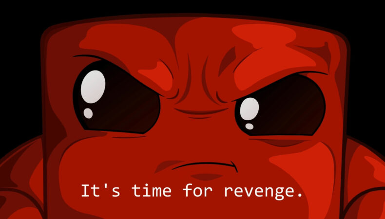 Super Meat Boy Forever revenge