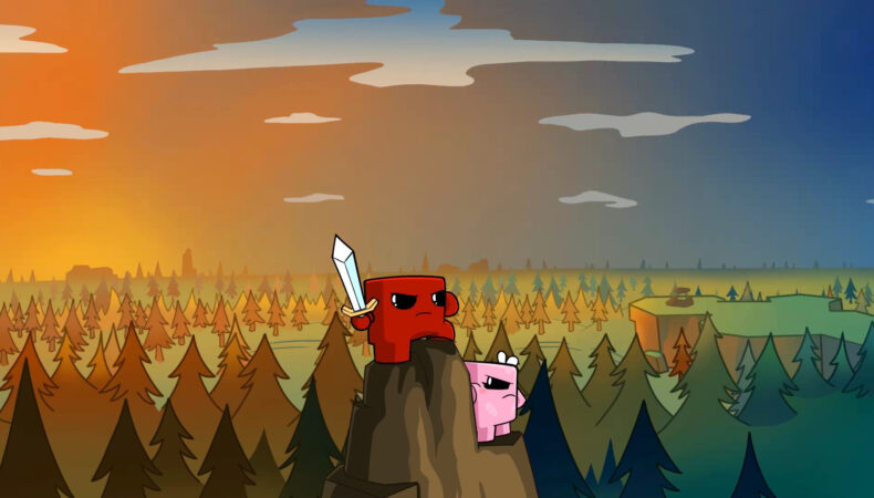 Super Meat Boy Forever BotW