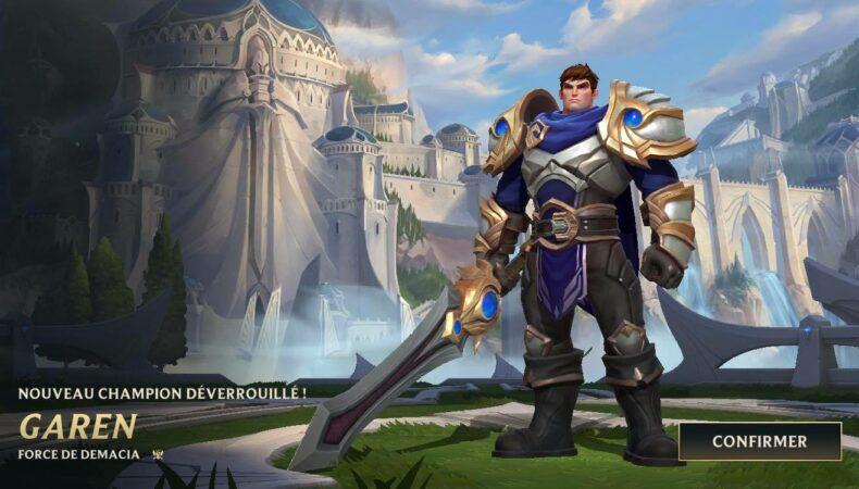 Beta League of Legends: Wild Rift