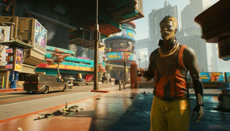 cyberpunk 2077 screenshot éditeur 4