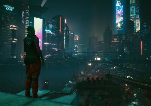 Screen du jeu Cyberpunk 2077