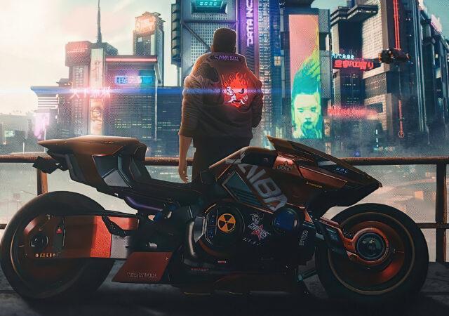Cyberpunk 2077 une test
