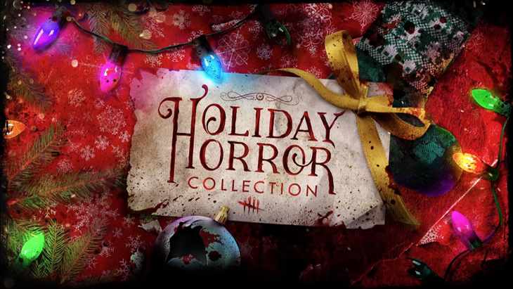 dead by daylight horror collection 2020