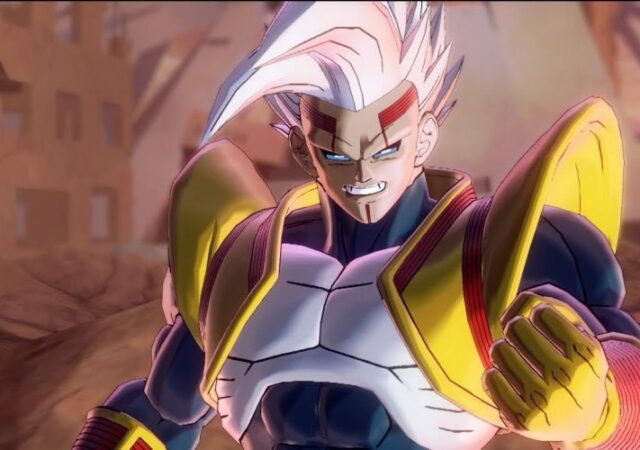 Dragon Ball FighterZ dévoile Super Baby 2