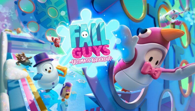 Fall Guys Saison 3 Hivernale