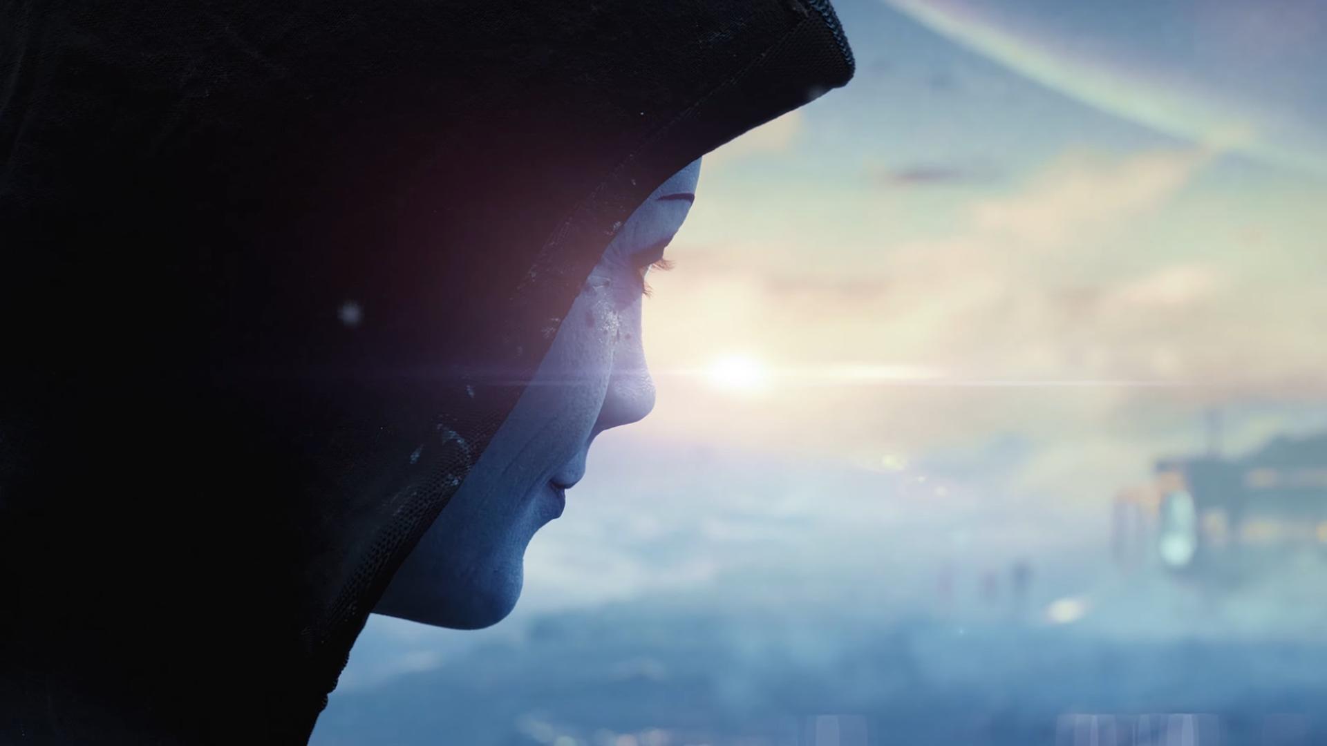 mass effect trailer game awards 2020 une