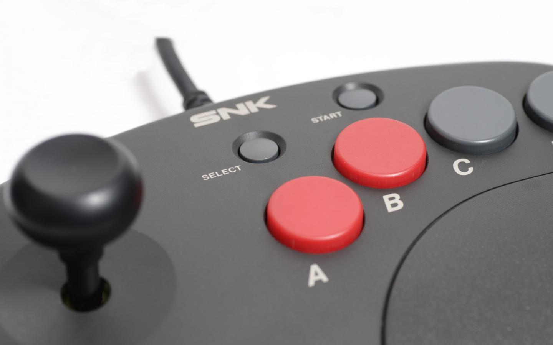 Neo Geo manette