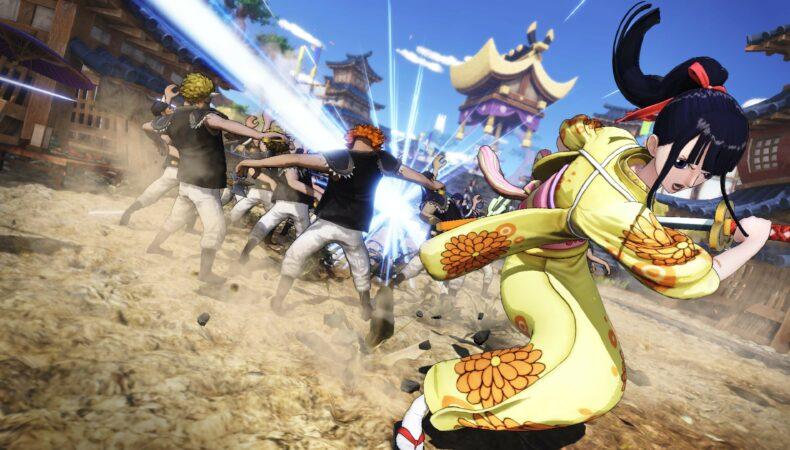 One Piece Pirate Warriors 4 Kikunojo