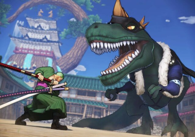 one Piece Pirate Warriors 4 DLC pack 2