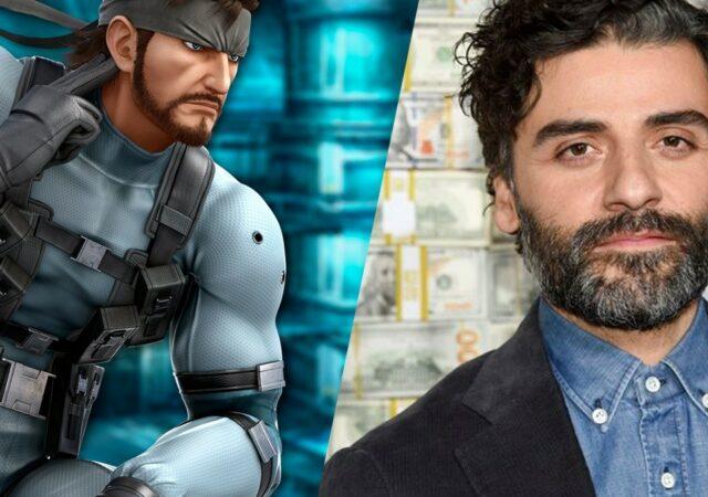 Oscar Isaac incarnera Solid Snake dans l'adaptation au cinéma de Metal Gear Solid