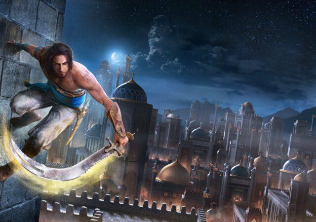 Prince of Persia : Les Sables du Temps remake une