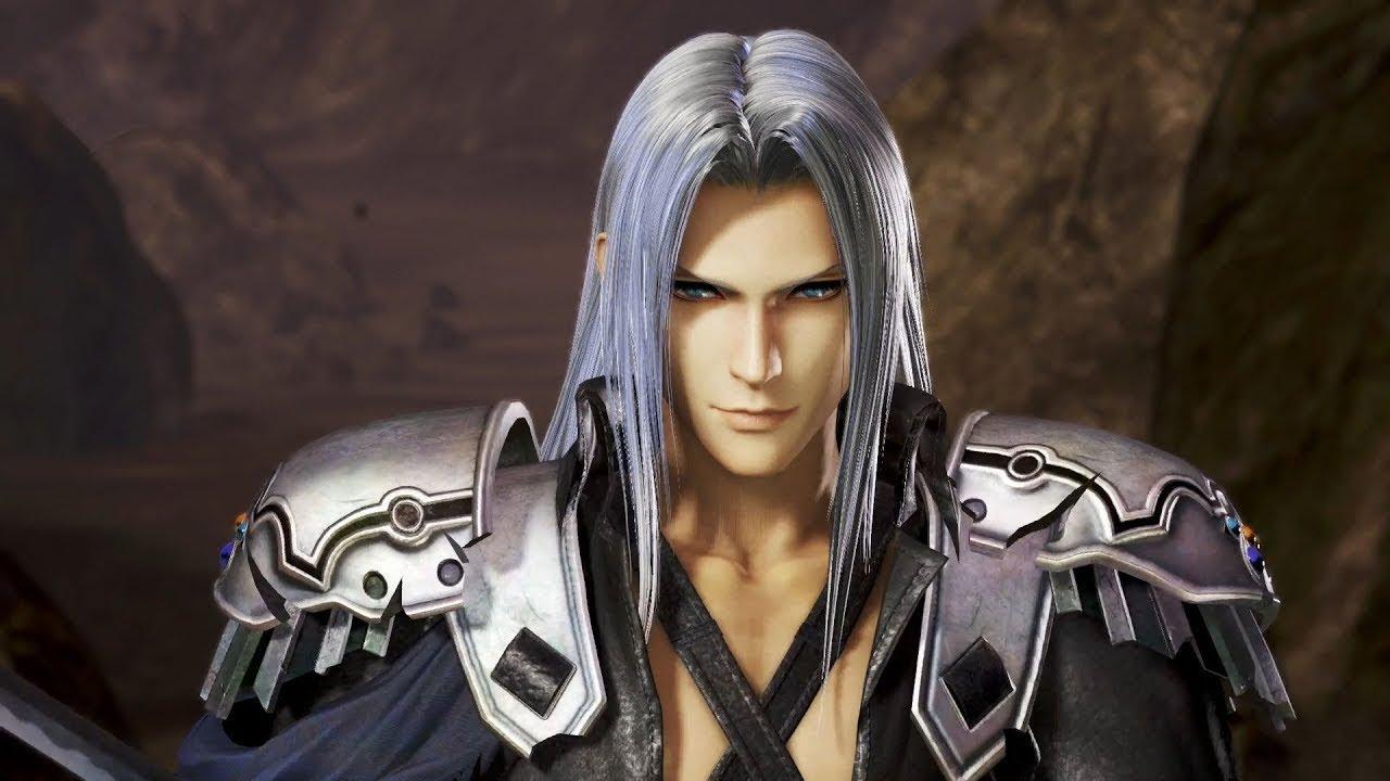 Sephiroth rejoint le roster de Super Smash Bros Ultimate.