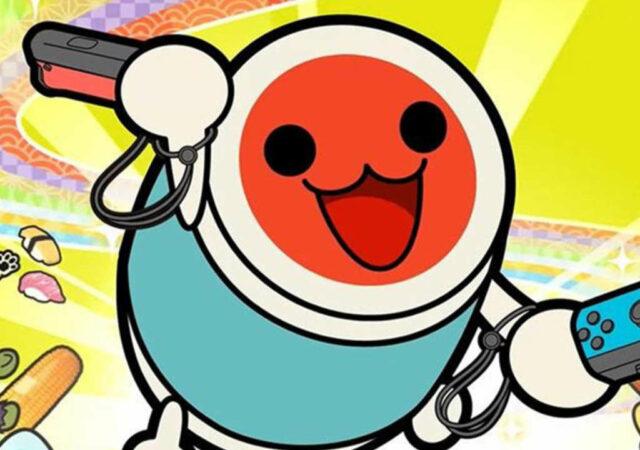 taiko no tatsujin: rhythmic adventure pack - Switch