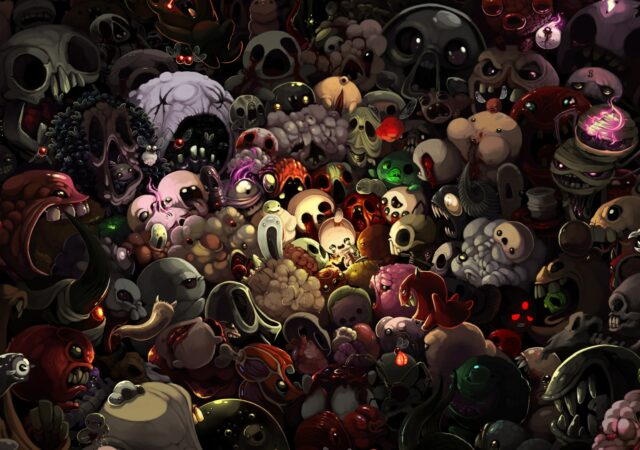 the binding of isaac afterbirth Edmund McMillen