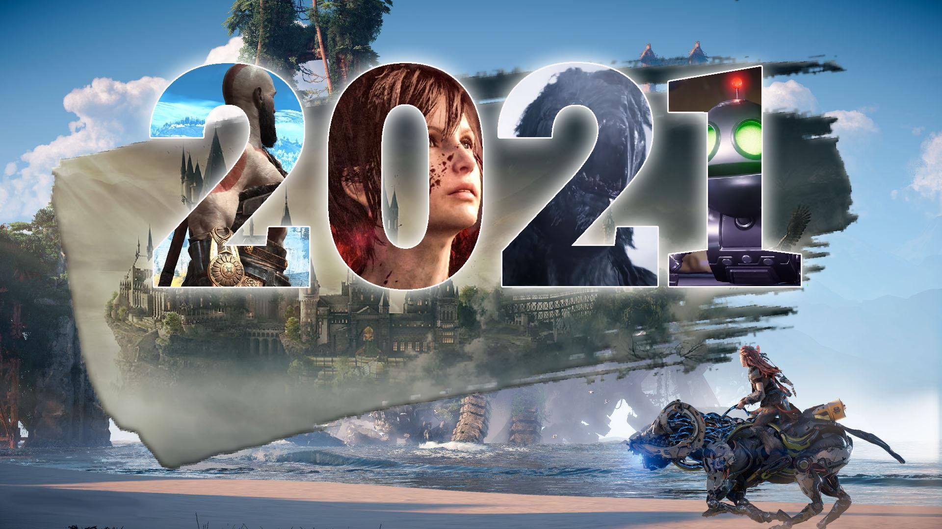 Les attentes de la rédaction de New Game Plus en jeux vidéo 2021