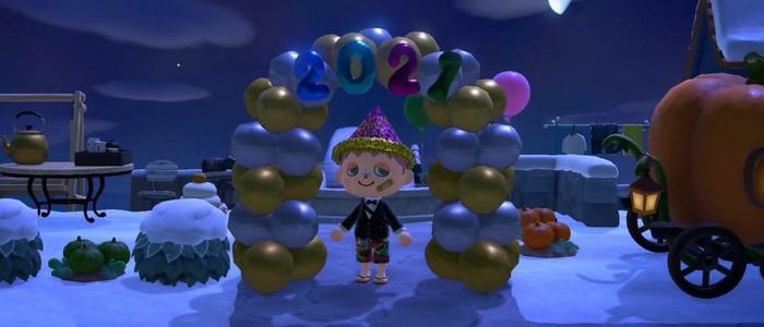 Animal Crossing: New Horizons arche