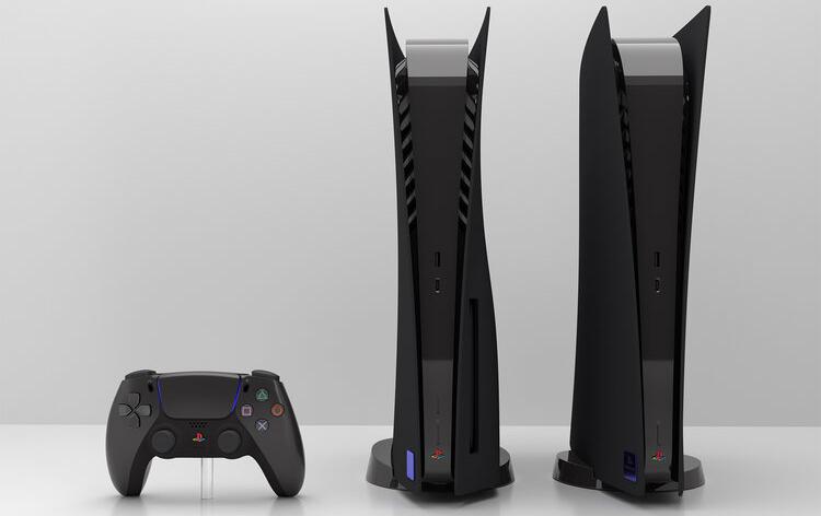 Black PS5 SUP3R5
