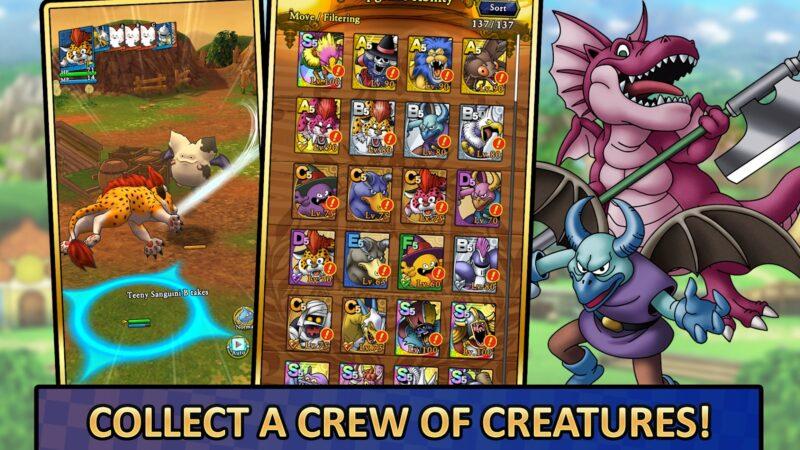 Dragon Quest Tact - Collectionnes les tous !