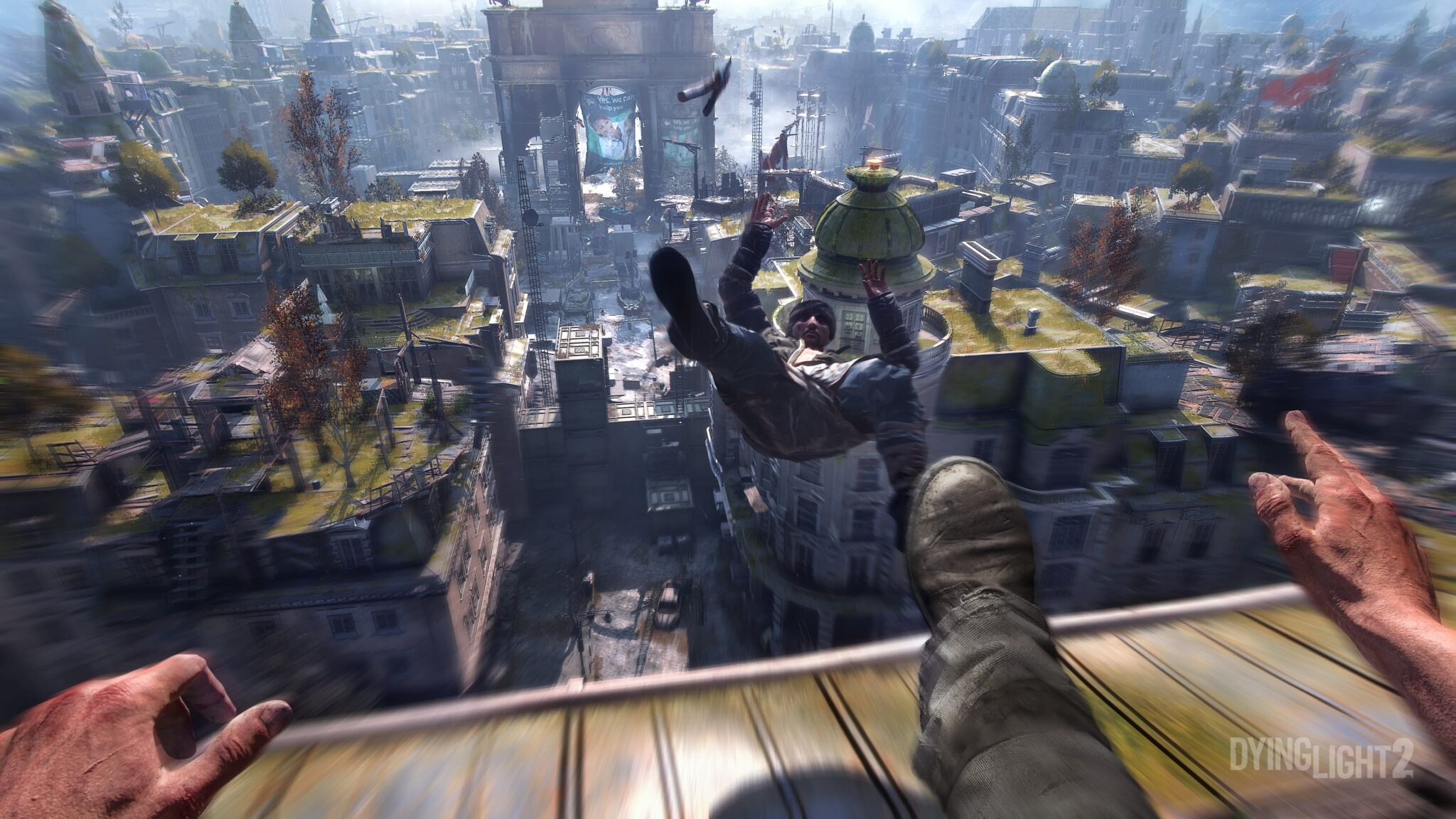 Dying Light 2: Techland a des