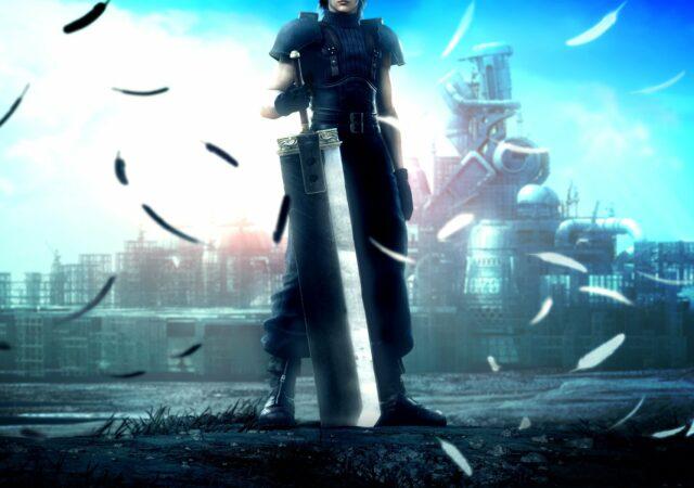 Final Fantasy VII Zack Ever Crisis