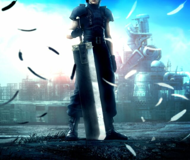 Final Fantasy VII Zack Ever Crisis