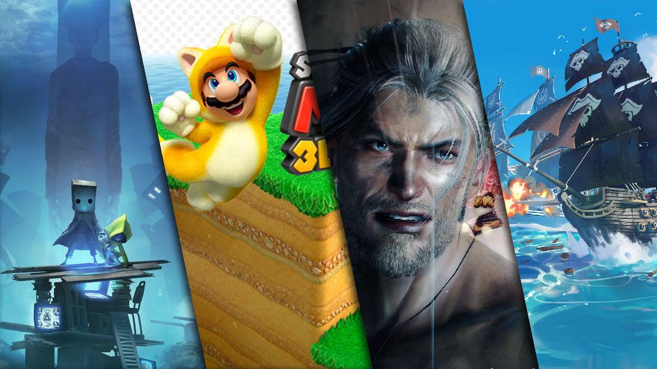 Sortie des jeux vidéo du mois de février 2021