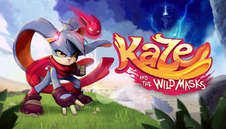 Kaze and the Wild Masks - Un lapin pas crétin